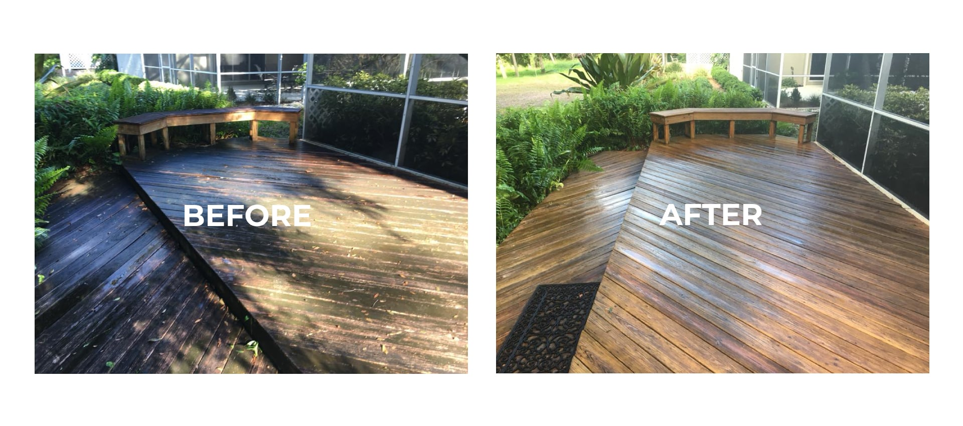 deck pressure washing services Lakewood Ranch, FL